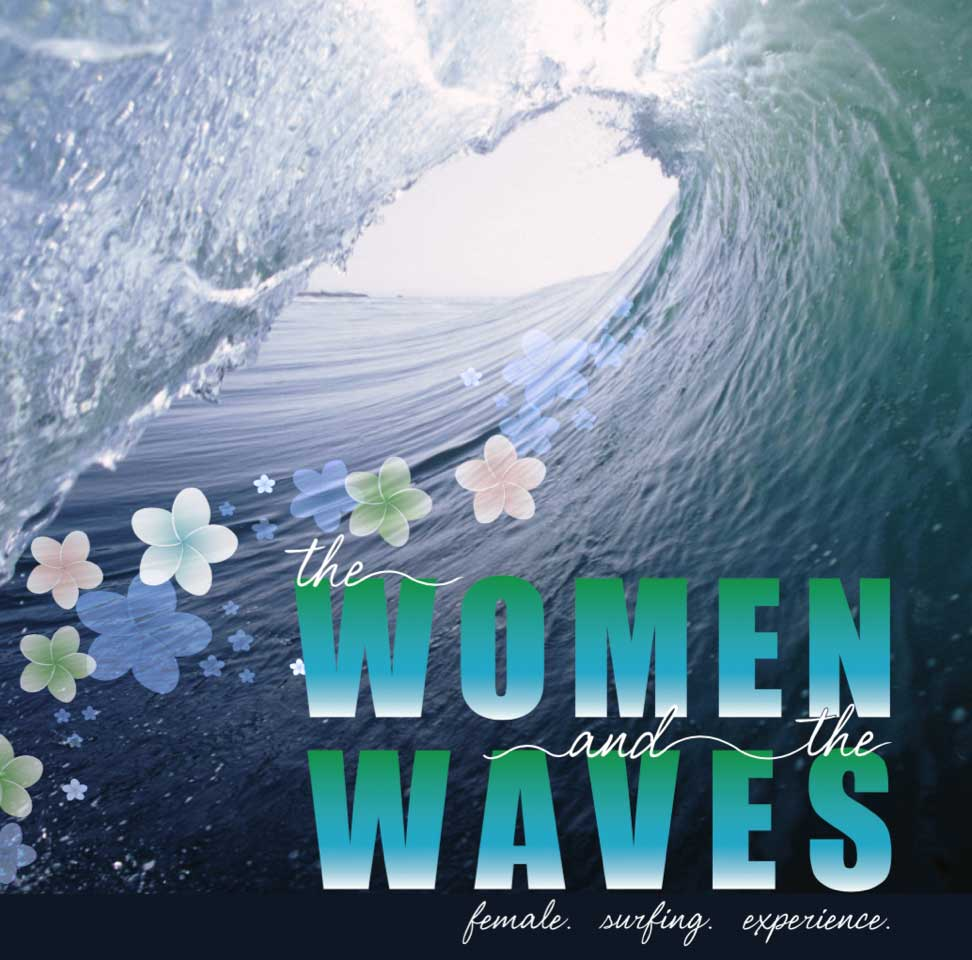 The Women and the Waves DVD Cover