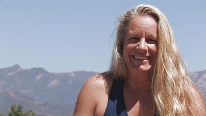 Heather Tiddens surfer
